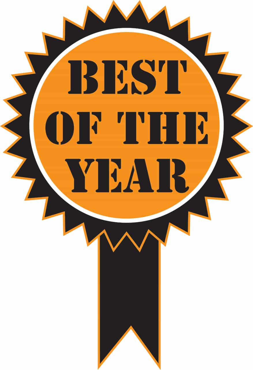 best of the year logo